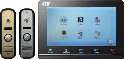 CTV-DP2700TM (Black)