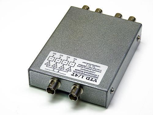 VTD-1/4 видеоразветвитель