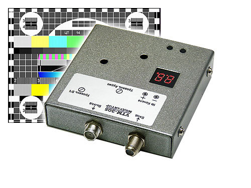 Всеволновый ТВ-модулятор