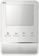 CTV-M2400MD XL (White)