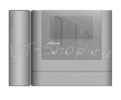 Видеодомофон Commax CDV-43MH Mirror (Gray)