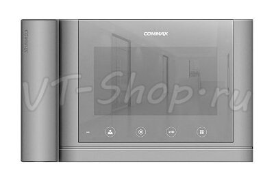 Видеодомофон Commax CDV-70MH Mirror (Gray)