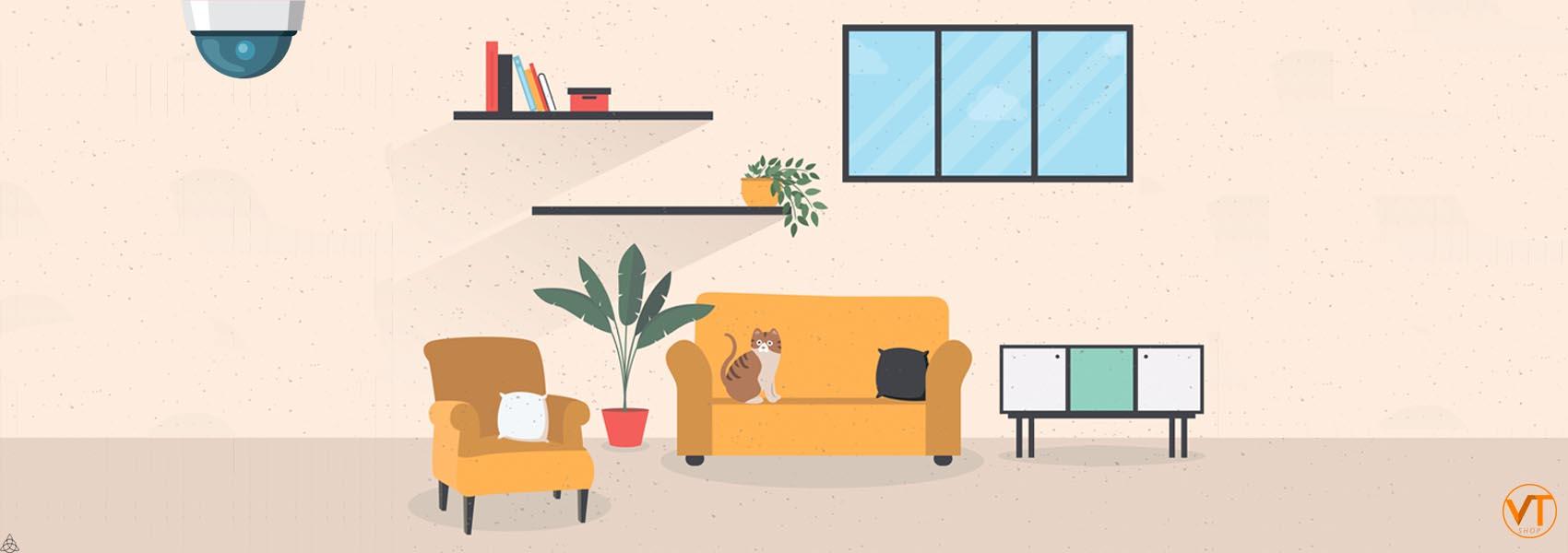 Монтаж видеонаблюдения в квартиру